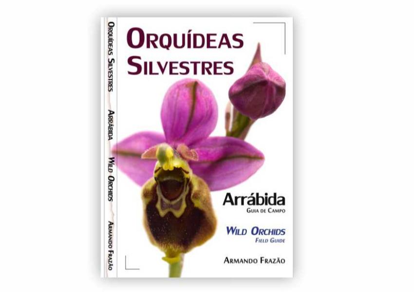 Livro Orquídeas Silvestres da Arrábida